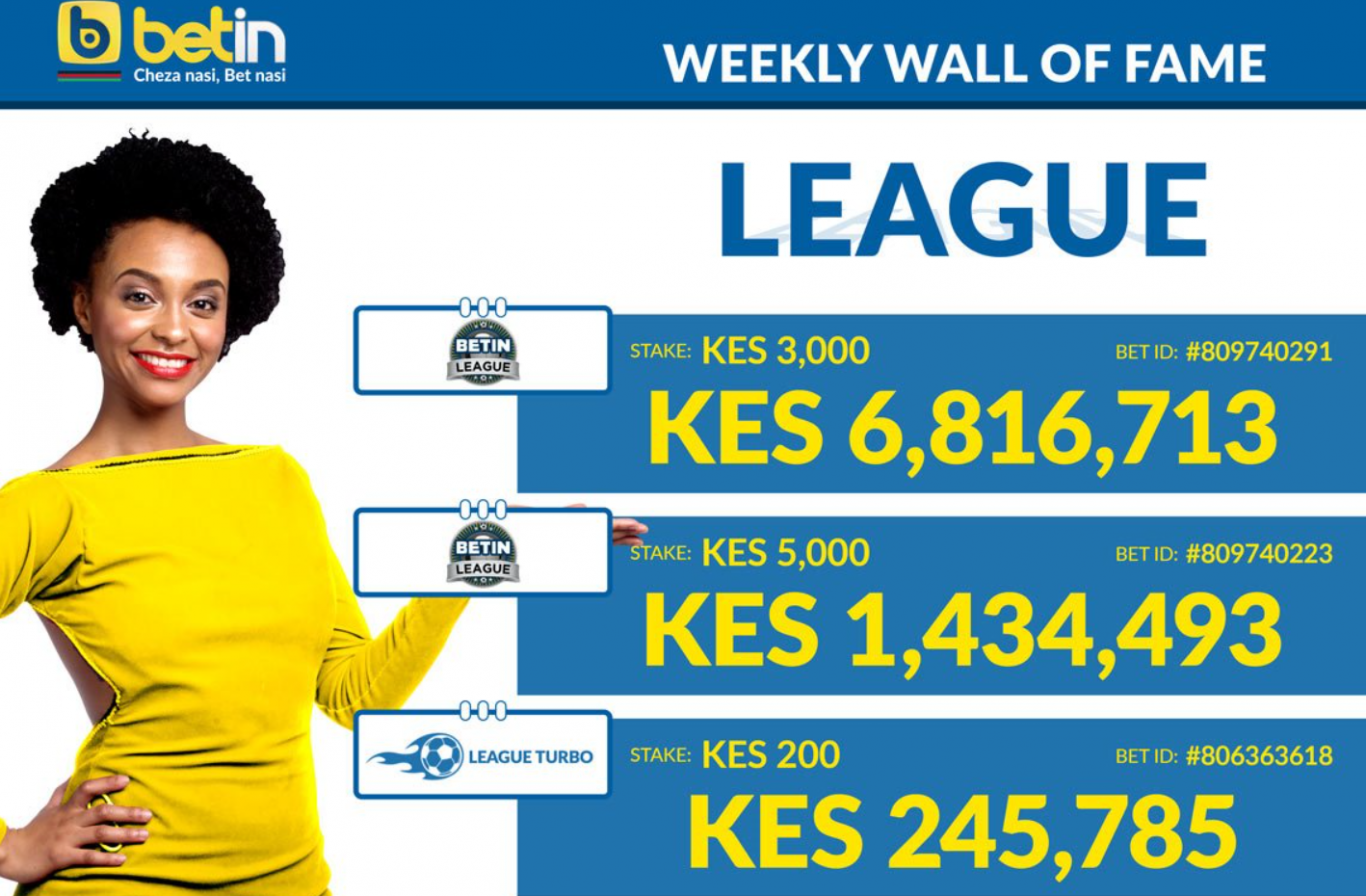 Betin Kenya live betting